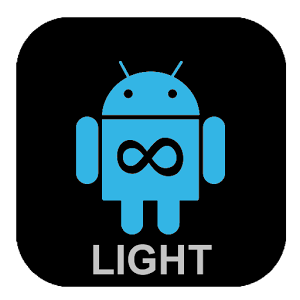 Blue Infinitum Theme - Light v4.4