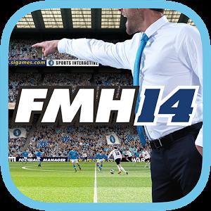 Football Manager Handheld 2014 v5.3