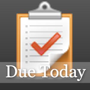Due Today Tasks & To-do List v2.1.14.728