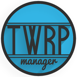 TWRP Manager (ROOT) v7.5.0