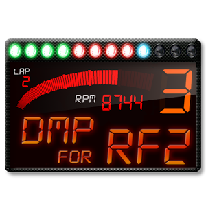 DashMeterPRO for rF2 v1.6.3