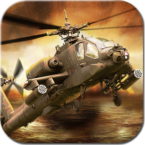 GUNSHIP BATTLE : Helicopter 3D v1.3.5