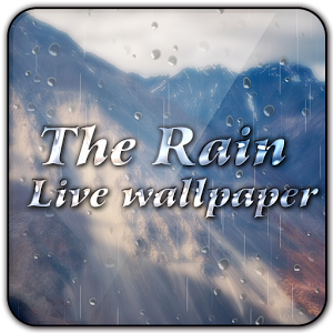 The Rain Live wallpaper v1.0