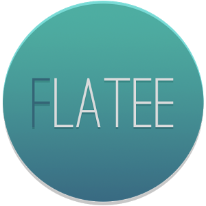 Flatee - Icon Pack v3.3