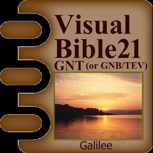 Visual Bible 21 GNT or GNB/TEV v2.1.0