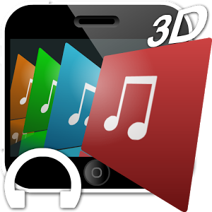 iSense Music - 3D Music Player v2.006s