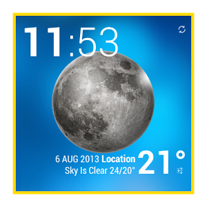Weather Animated Widgets v5.5.0