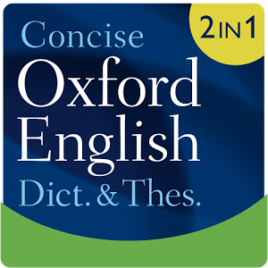 Concise Oxford English & Thes v4.3.103