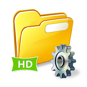 File Manager HD (Explorer) v2.1.1 build 163