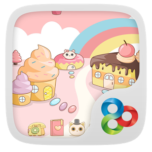 Candy Town GO Super Theme v1.1