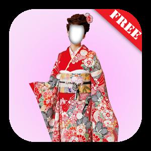 Kimono Photo Montage v1