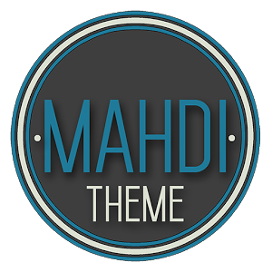 MAHDI-ROM OFFICIAL THEME v2.0
