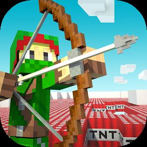 Bow Spleef - TNT mini game v1.0