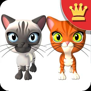 Talking 3 Friends Cats AdFree v3.2