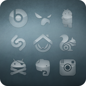 Download MNML Glass - Icon Pack v3 4 1 apk Android app