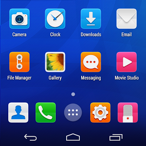 CM11 Huawei Ascend P7 theme v1.0.1