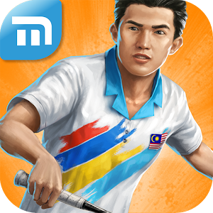 Download Game Badminton Jump Smash 2014 Apk+Data (Mod)