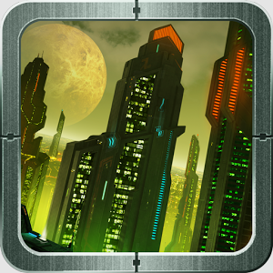 Space City Colony 3D LWP v1.6