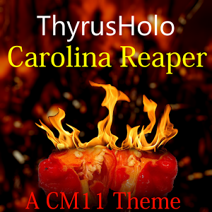 Carolina Reaper CM11 Theme v5.1