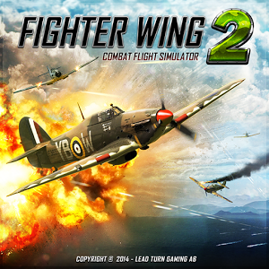 FighterWing 2 Flight Simulator v2.40