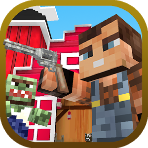 Block Gun 3D: Zombie Farm v1.1