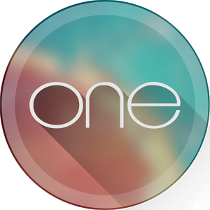 one Theme icons Pack Glass v2