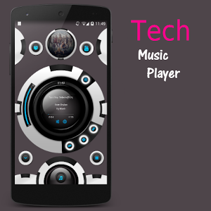Download Tech Zooper Widget Skin v1 00 apk Android app