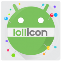 Lollicon Launcher Theme v1.6