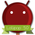 Lollipop 5.0 DarkRed Theme v2.c