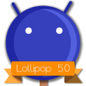 Lollipop 5.0 DarkBlue Theme v2.c