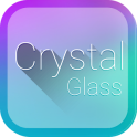 Crystal Glass Icon Pack Theme v1.0