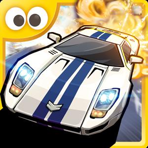 لعبة سباق السيارات الرائعة Go!Go!Go!:Racer 1418542347_globalapk