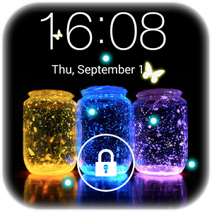 Butterfly locksreen v1.5.5