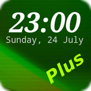 DIGI Clock Widget Plus v1.25Plus