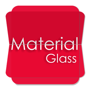 Material Glass - Icon Pack v3