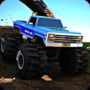 تحميل لعبة السيارات الدفع الرباعي Hill Climb Racer Dirt Masters v1.05 1419457759_globalapk