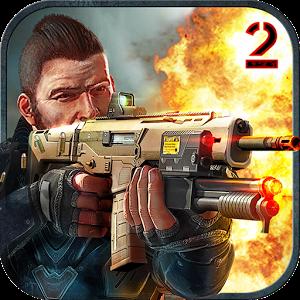تحميل لعبة الأكشن والحروب الرائعة Overkill 2 v1.45 Android