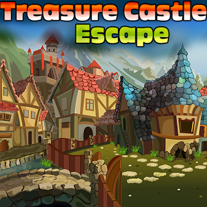 536-Treasure Castle Escape v1.0.0