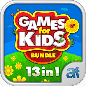 Games for Kids Bundle 13 in 1 v1.0