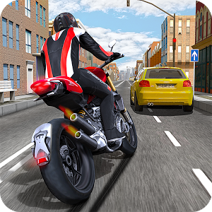 Race the Traffic Moto v1.0.4