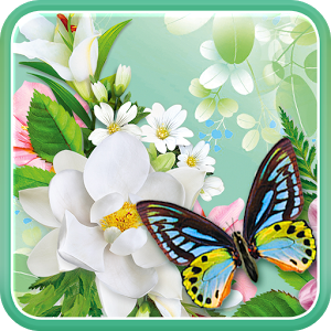 Butterflies Live Wallpaper HD v1.0.4