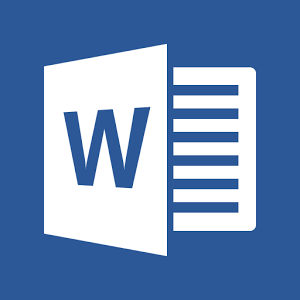 Microsoft Word for Tablet v16.0.3601.1020