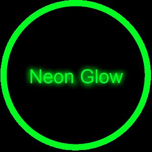Neon Glow - CM12 Theme Green v1.0