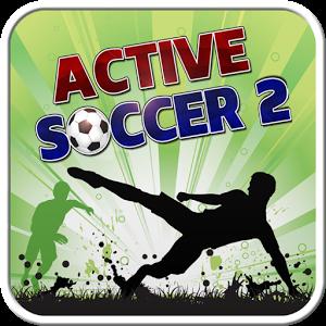تحميل لعبة كرة القدم الرائعة Active Soccer 2 v1.0.6 Android
