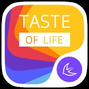 Taste of Life theme for APUS v1.0