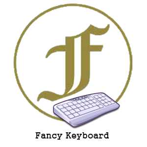 Fancy Keyboard v1.0.1