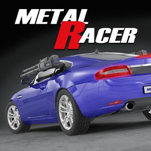 تحميل لعبة الأكشن والسباق Metal Racer v1 1 0 Android