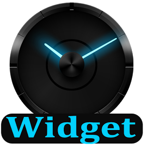 GlowSticks - Clock Widget v1.0