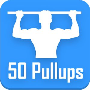 50 Pullups. Be Stronger v2.1