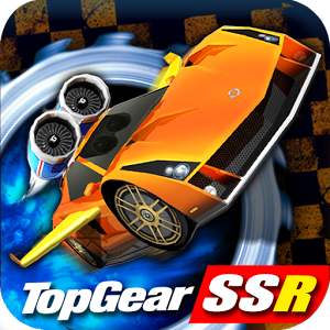 ���� ���� ����� Top Gear: Stunt School SSR Pro v3.8 Android ���������